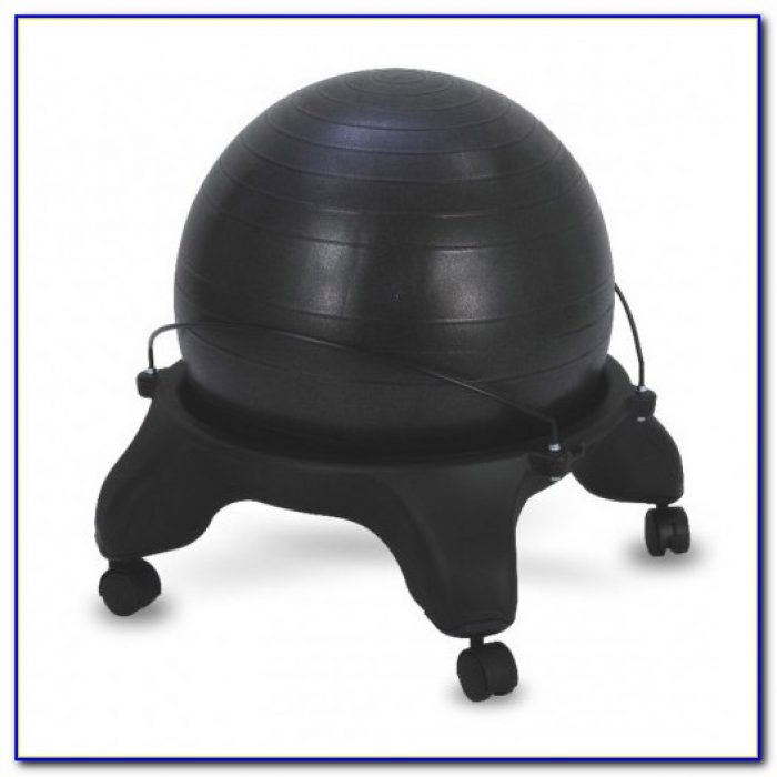 Yoga Ball Chair Wayfair