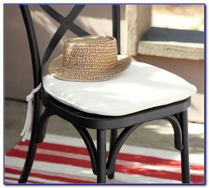 Bistro Seat Cushions Square