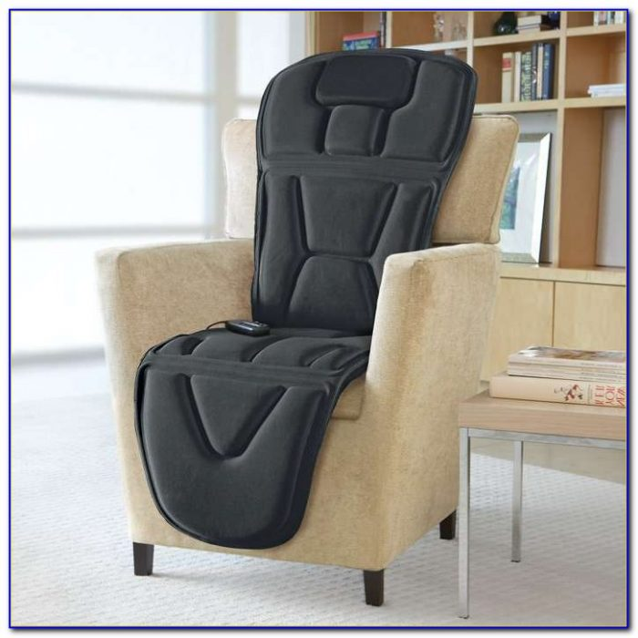 Brookstone Massage Chair Used