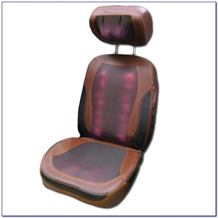 Chair Back Massager Homedics