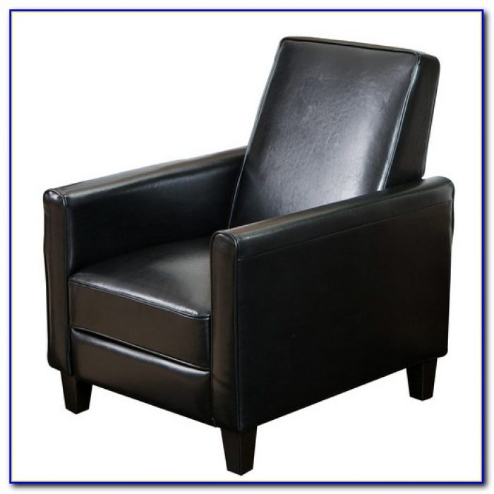 Club Chair Recliner Fabric