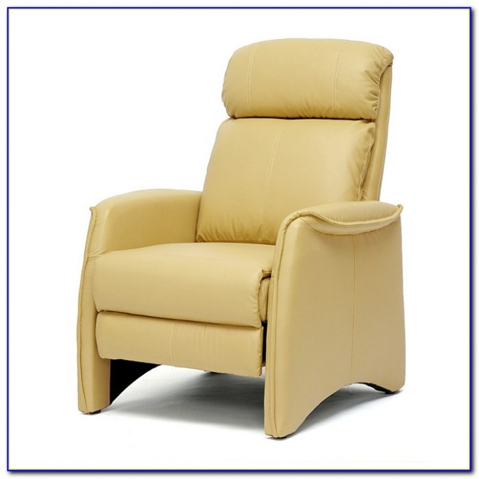 Club Chair Recliner Leather