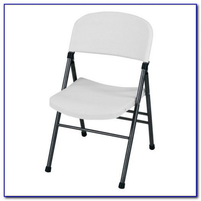 Cosco Folding Chairs And Table