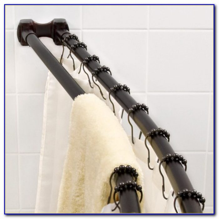 Curved Shower Curtain Rod Menards