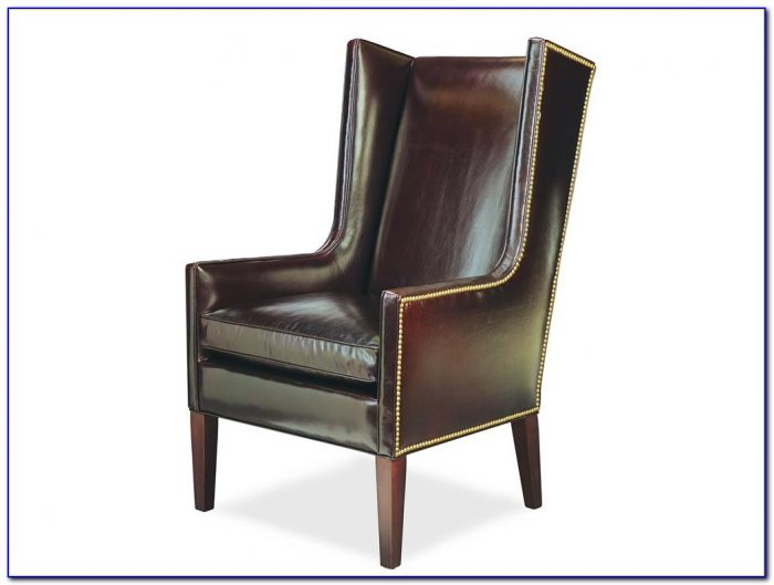 Lee Industries Leather Chairs