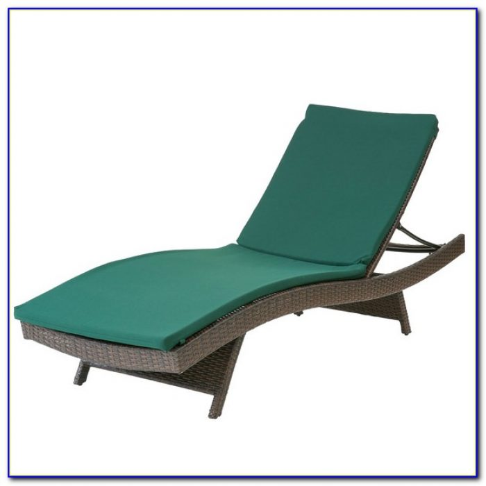 Lounge Chair Cushions Outdoor