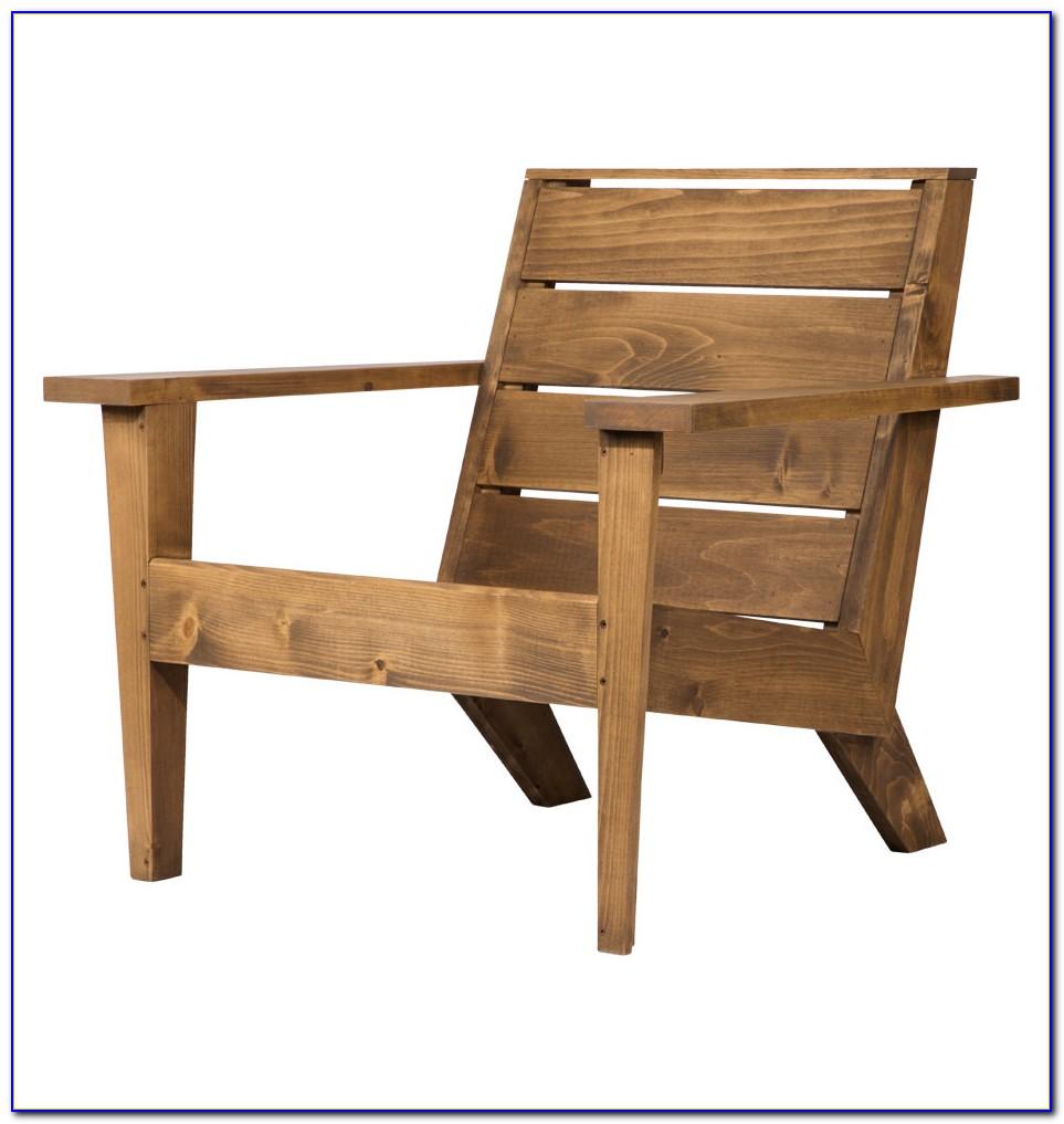 Modern Adirondack Chairs Diy