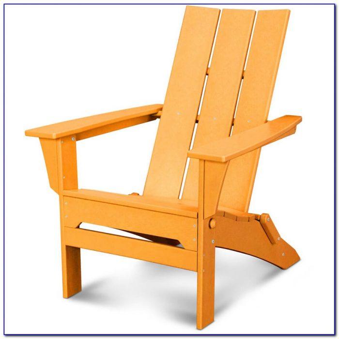 Modern Adirondack Chairs Plans