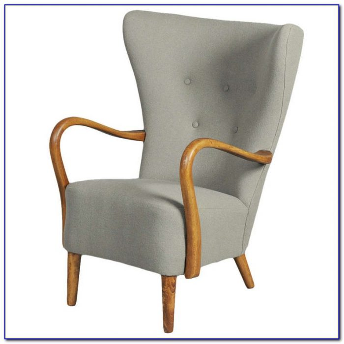 Modern Wingback Chair Canada