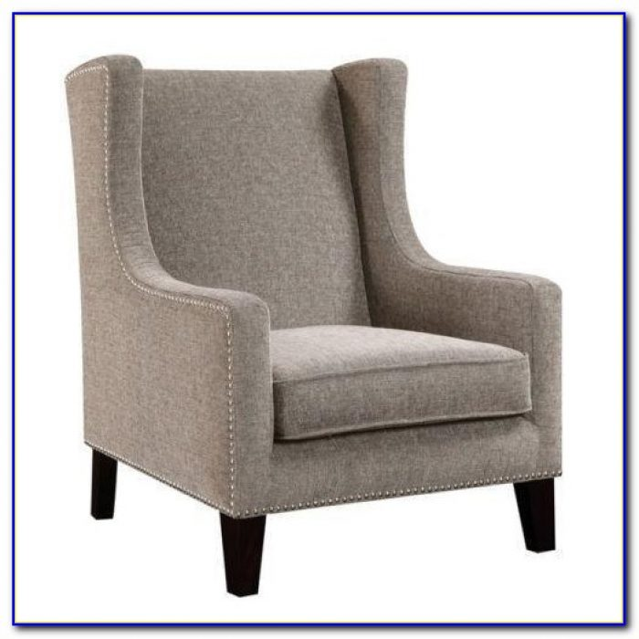 Modern Wingback Chair Fabric