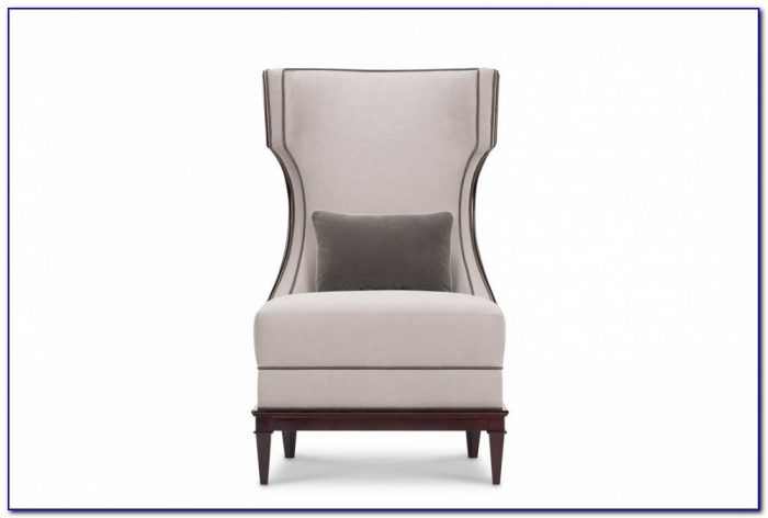 Modern Wingback Chair Furniture