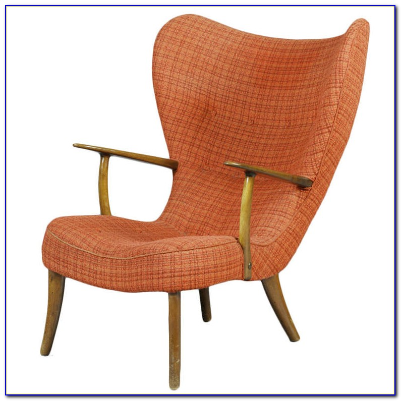 Modern Wingback Chair Slipcovers