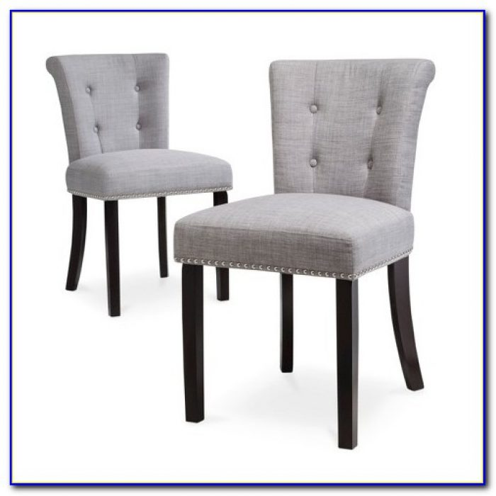 Nailhead Dining Chairs Pottery Barn