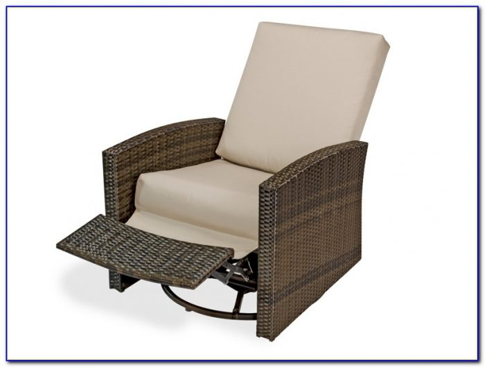 Outdoor Recliner Chair Cushions