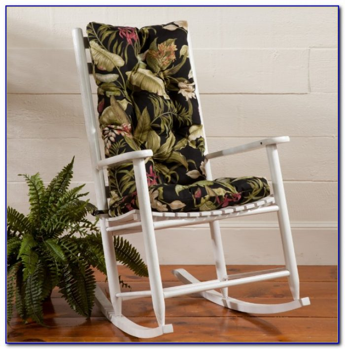 Outside Rocking Chair Cushions