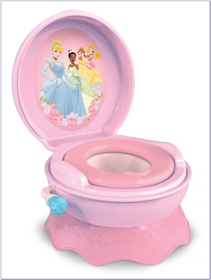 Potty Training Chairs With Tray