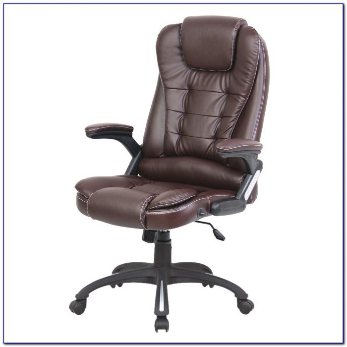 Reclining Office Chair With Keyboard