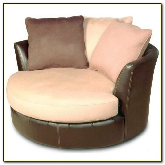 Round Swivel Chair Covers