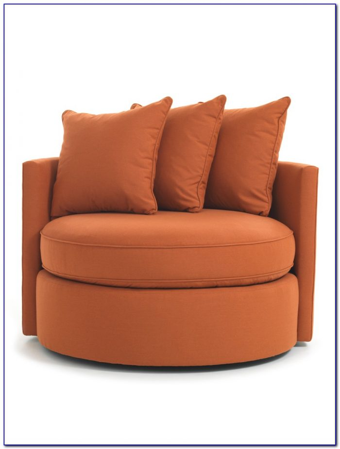 Round Swivel Chair Cushions