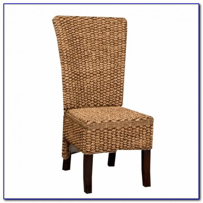 Seagrass Dining Chairs Pottery Barn