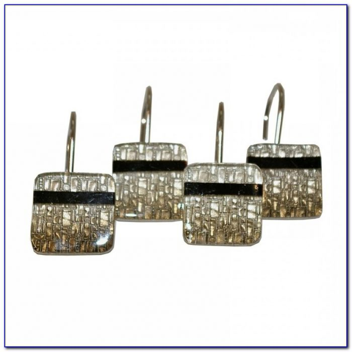 Shower Curtain Hooks With Clips