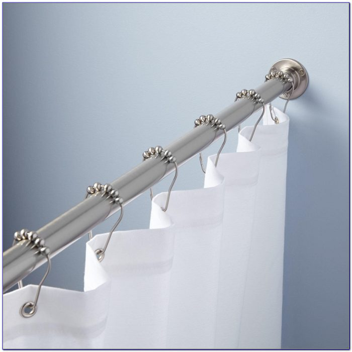 Shower Curtain Rod Cover
