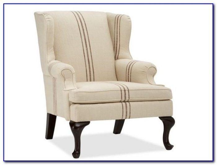 Slipcovers For Wingback Chairs White