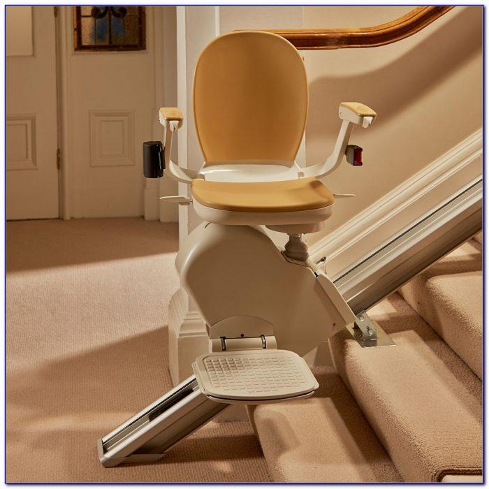 Stair Chair Lift Gif