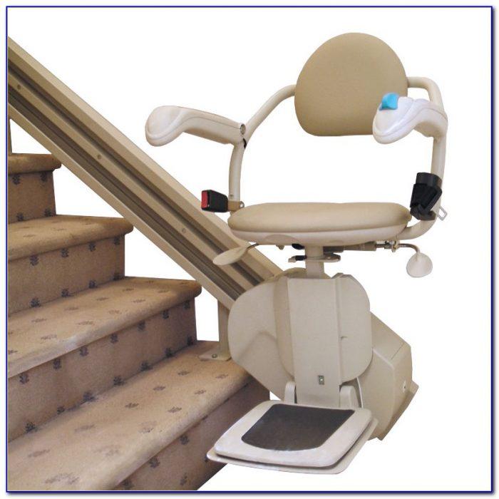 Stair Chair Lift Installation
