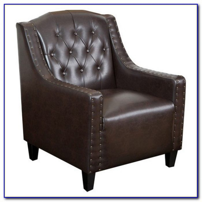 Tufted Leather Chair Canada