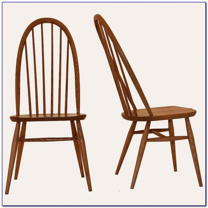 Windsor Dining Chairs Oak