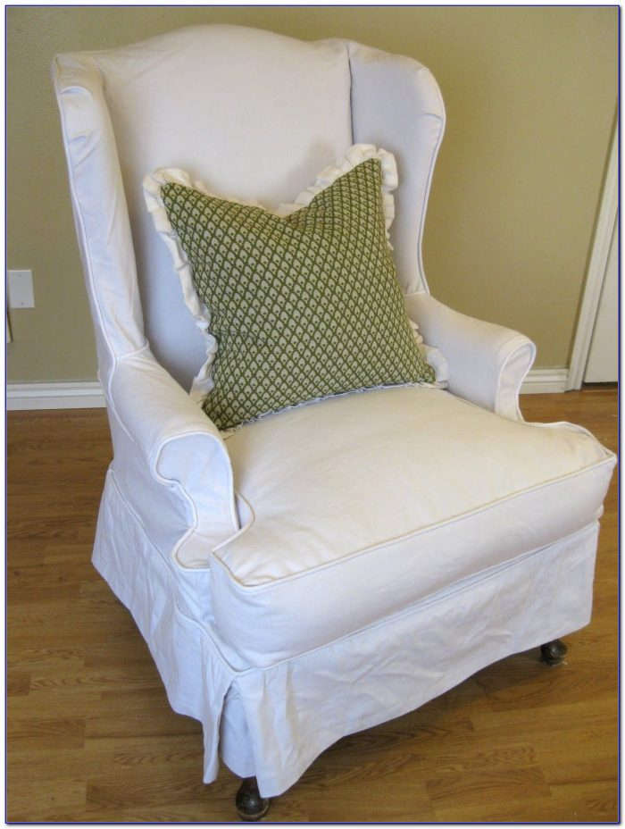 Wingback Chair Slipcovers Australia
