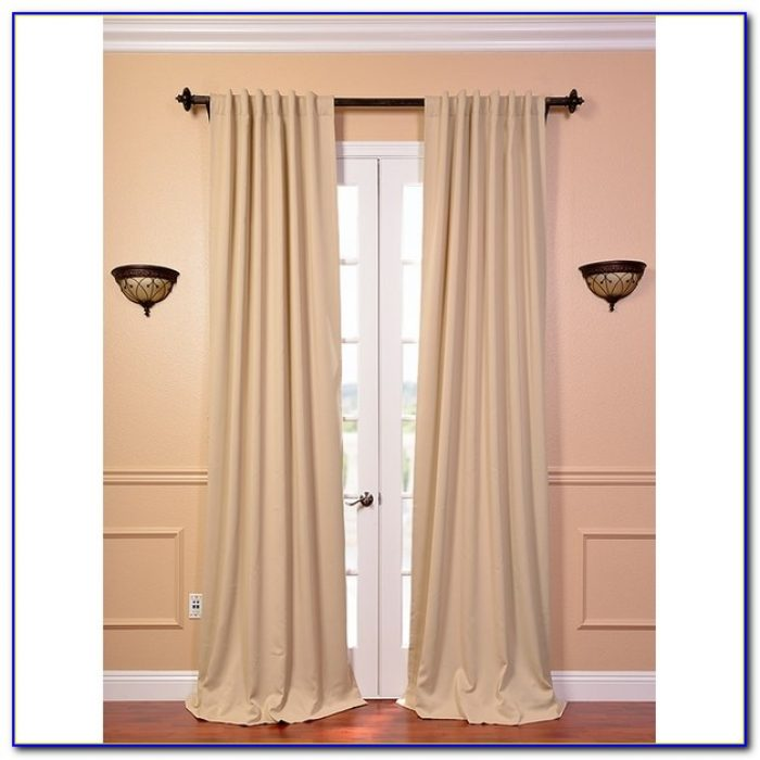 96 Inch Curtains Blackout