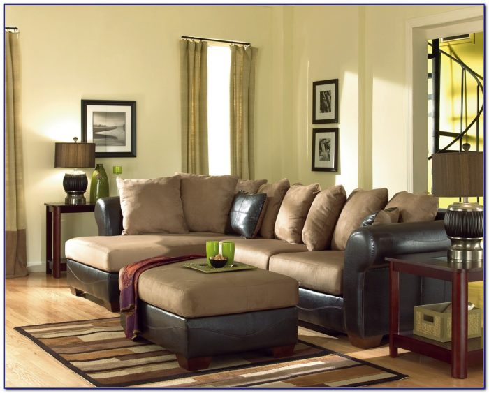 Ashley Furniture Sectional Sleeper