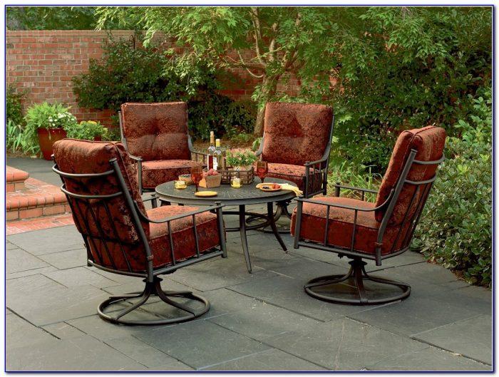 Backyard Creations Patio Table