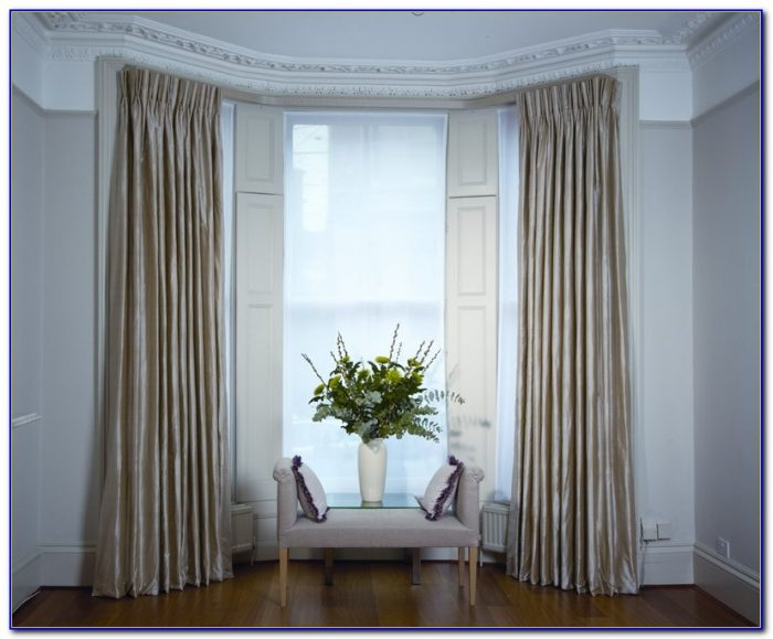 Bay Window Curtain Ideas Uk