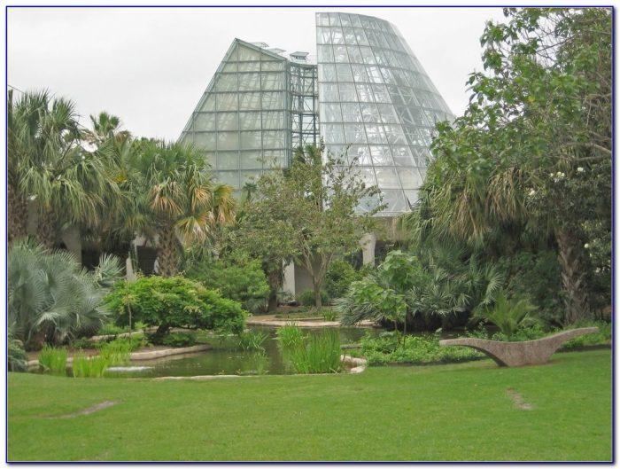 Botanical Gardens San Antonio Tx