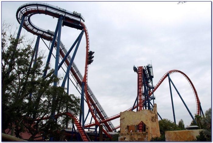 Busch Gardens Tampa Rides Pov