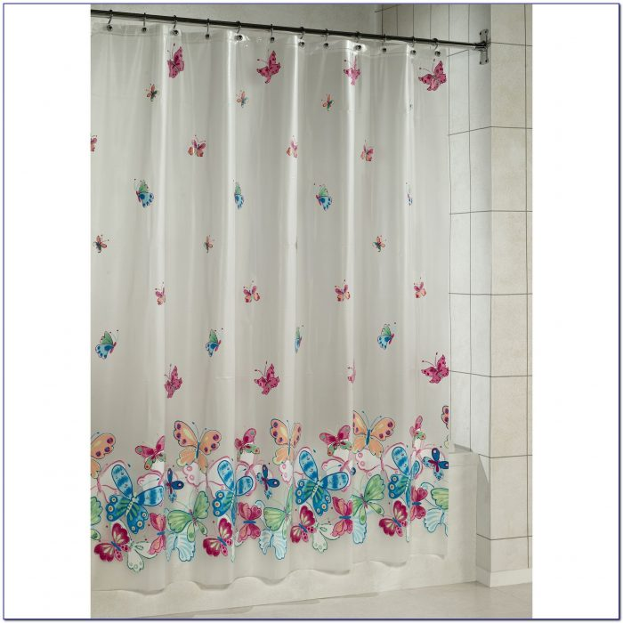 Butterfly Shower Curtain Amazon