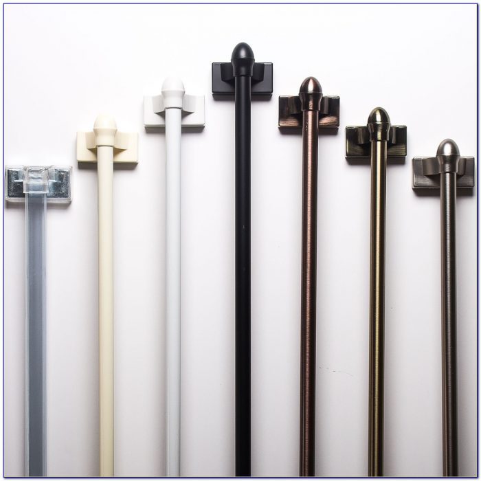 Cafe Curtain Rods Tension