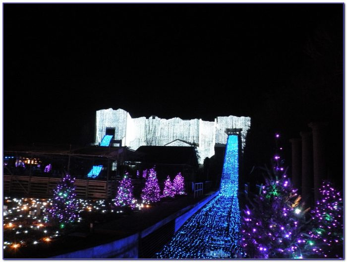 Christmas Town Busch Gardens Williamsburg 2013