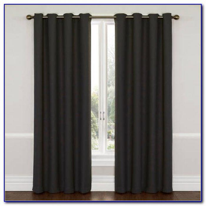 Eclipse Blackout Curtains Plum
