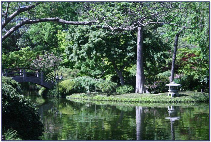 Fort Worth Botanical Gardens Pokemon