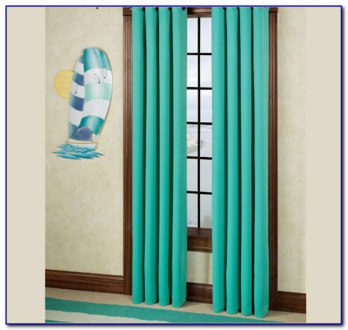 Grommet Curtain Panels 108 Long
