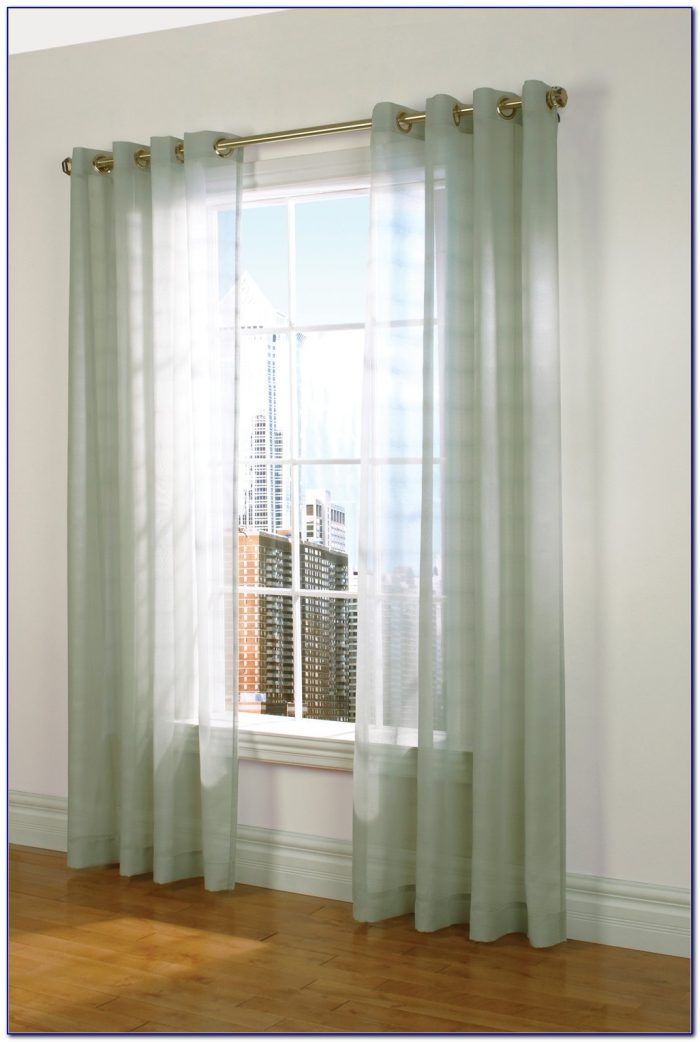 Grommets For Curtains Diy
