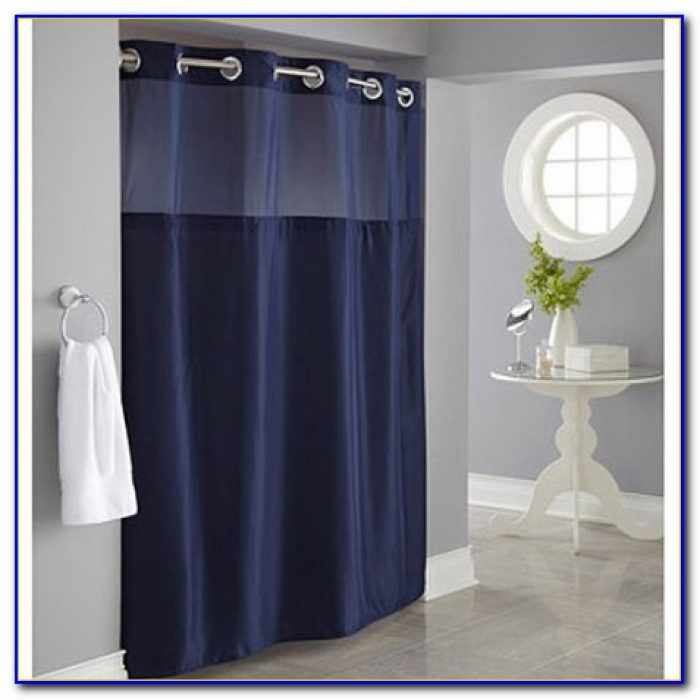 Hookless Shower Curtains Bed Bath And Beyond
