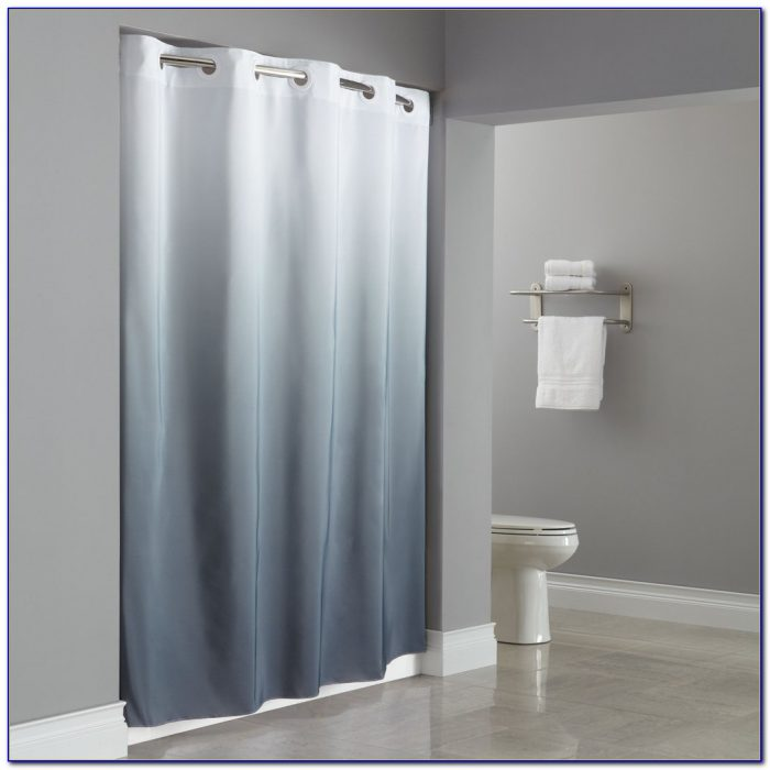 Hookless Shower Curtains Extra Long