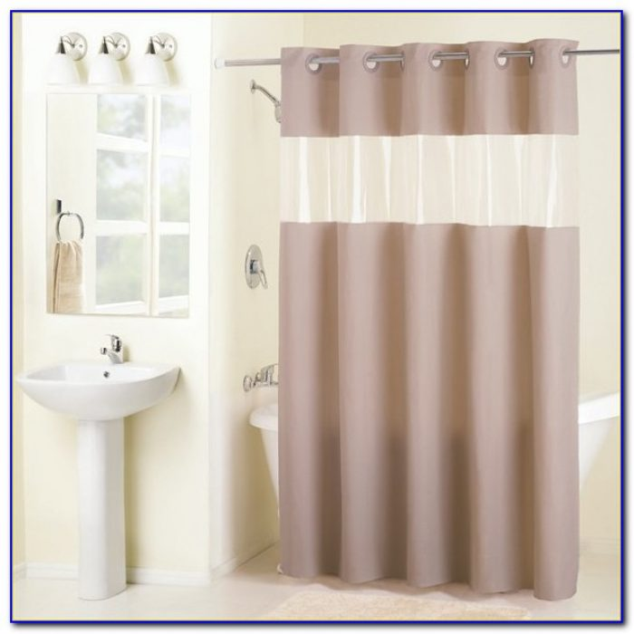 Hookless Shower Curtains Fabric