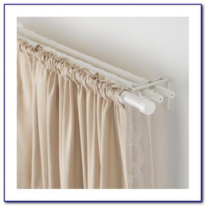Ikea Curtain Rod Ends