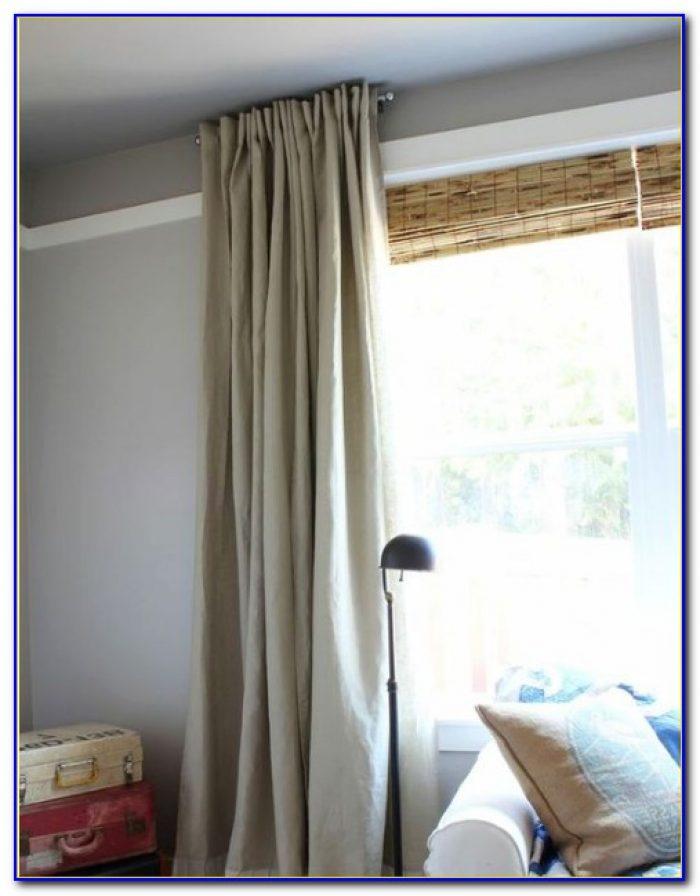 Ikea Curtain Rod Wire